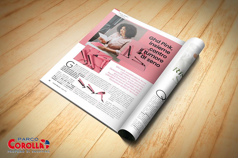 Ghd Pink, insieme contro il tumore al seno