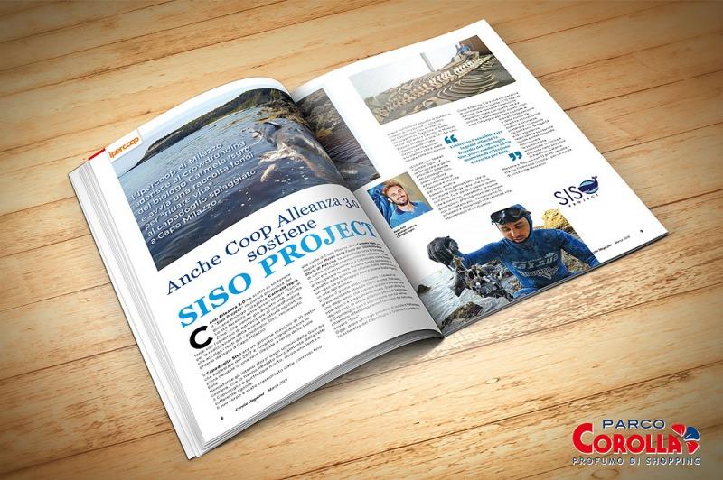 Anche Coop Alleanza sostiene Siso Project