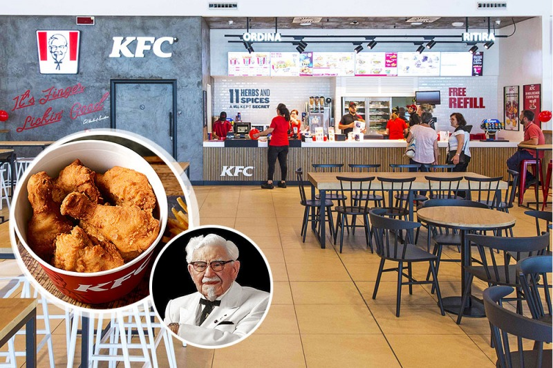 KFC, a Milazzo arriva il pollo fritto del colonnello Sanders