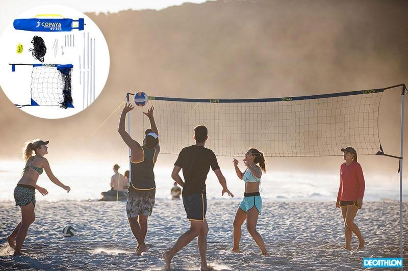 Giochiamo a beach volley?